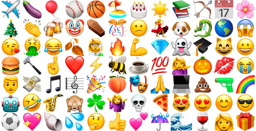 Emoticonos de WhatsApp con significado