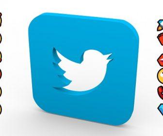 Cuáles son los emojis más populares para usar en las  publicaciones de Twitter